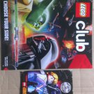 Lego Club May-June 2014 Magazine & Star Wars Flyer