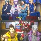Kagami no Asobi / Sengoku Basara Judge End Double-sided Poster / Pin-up