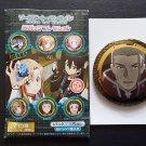Sword Art Online Heathcliff Can Badge / Button