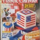 Quick & Easy Plastic Canvas No. 06 Magazine (Jun / Jul 1990)