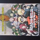 Naruto Shippuden Road to Ninja The Movie Premier Flyer