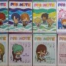 Uta no Prince - Sama Uta Pri Special Notebook Set of 8 COMPLETE NEW