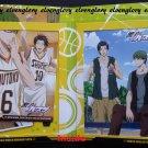 Kuroko's Basketball Photo Collection Album Bromide Card Set Midorima & Takao