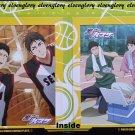 Kuroko's Basketball Photo Collection Album Bromide Card Set Hyuga & Kiyoshi