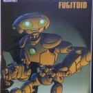Teenage Mutant Ninja Turtles Micro-Series # 8: Fugitoid Cover B (IDW, 2012