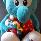 Exclusive Macy's 2010 The Smurfs Plush with Finger Puppets new with tags