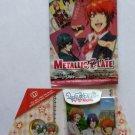 Uta no Prince-sama MAJI LOVE 1000% Metallic Plate No.07 A Class Strap Charm