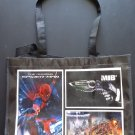 Activision NYCC 2011 Black Tote Bag (Spider-Man, Transformers, MIB3)