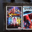 Activision NYCC 2011 Black Tote Bag (X-Men, Spider-Man)