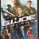 G.I. Joe: Retaliation (DVD, 2013)  Channing Tatum,Dwayne Johnson, Bruce Willis