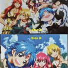 Magi: The Labyrinth of Magic Double-side Pin-up / Poster # 4