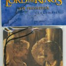 Lord of the Rings Merry & Pippin Vanilla Scented Car Air Freshener