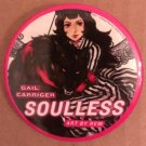Gail Carriger's Soulless Art by REM Collectible Button/Pin