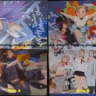 Gin'iro no Olynsis / Getsumen to Heiki Mina Double-sided Poster / Pin-up
