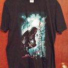 Priest The Movie Black Glow in the Dark T-Shirt Large