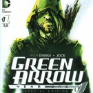 Green Arrow Year One Special Edition #1
