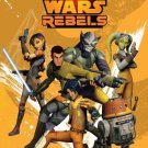 Star Wars Rebels Rise of the Rebels by Michael Kogge Autographed
