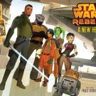 Star Wars Rebels A New Hero by Pablo Hidalgo Autographed