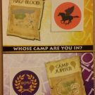 NYCC 2014 Rick Riordan's Heroes of Olympus Tattoo Set in Flyer Promo
