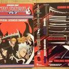 NYCC 2014 Shonen Jump Bleach Official Licensed Swords Promo Flyer
