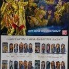 NYCC 2014 Saint Seiya Knights of the Zodiac Promo Flyer