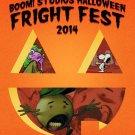 Halloween Comicfest 2014 BOOM! Studios Halloween Fright Fest Mini Comic