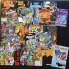 Halloween Comicfest 2014 Complete Set of 19 & FREE Banned Books Week Handbook