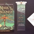 The Mark of the Dragonfly by Jaleigh Johnson Sampler set