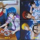 Cardfight!! Vanguard / Yowamushi Pedal Double-sided Poster / Pin-up