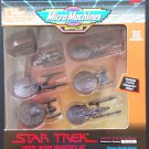 Micro Machines Space: Star Trek Limited Edition Collector's Set # 012451