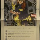 Batgirl # 35 Pixagraph DC Comics The New 52! Poster / Pin-up