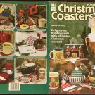 Plastic Canvas Christmas Coasters by Vicki Blizzard House of White Birches