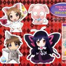 Accel World Paper Dolls