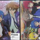 Cardfight!! Vanguard Double-sided Clear File Folder