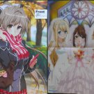 Amagi Brilliant Park / Girl Friend Beta Large Double-sided Poster / Pin-up
