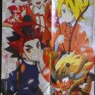 Future Card BuddyFight Large Calendar Poster / Pin-up (Mar/Apr 2015)