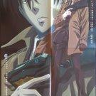 Psycho-Pass 2 Nobuchika Ginoza Large Calendar Poster / Pin-up (May/Jun 2015)