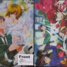Gekkan Shoujo Nozaki-kun Double-sided Clear File Folder