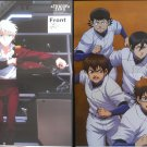 Aldnoah Zero / Ace of Diamond Double-sided Poster / Pin-up