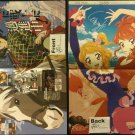 Gundam Reconguista in G / Aikatsu! Double-sided Poster / Pin-up