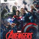 Marvel Avengers Magazine #1 Cover A Regular Movie Cover