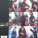 Disney Store Marvel's The Avengers: Age of Ultron Card Set