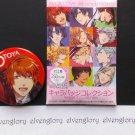 "Uta no Prince-sama Maji Love Revolutions Badge Collection No. 1 Otoya 2.5"" Button Pin"