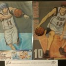 Kuroko no Basuke Clear File Folder & Sticker Set of 2 Kuroko & Kagami