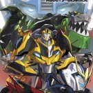 Free Comic Book Day 2015 IDW Transformers Robots in Disguise # 0