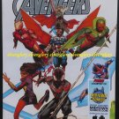 FCBD 2015 Marvel Comics Avengers # 1 Exclusive Midtown Comics Ad Cover