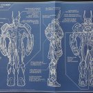 DC Comics The New DC Universe 2015 Promo Set (Comic, Poster Postcard)