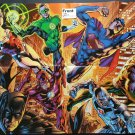 DC Comics New 52 Justice League Large Promo Poster