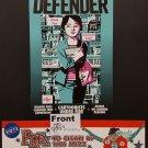 CBLDF Defender # 2 Comic & Vote for Prez Bumper Sticker
