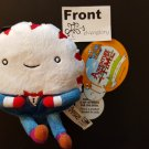 Adventure Time Peppermint Butler Plush Chew Pet Toy